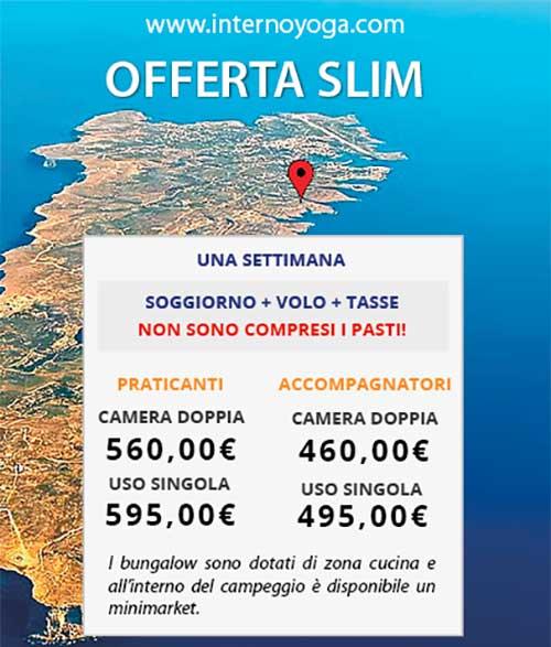 Lampedusa offerta slim