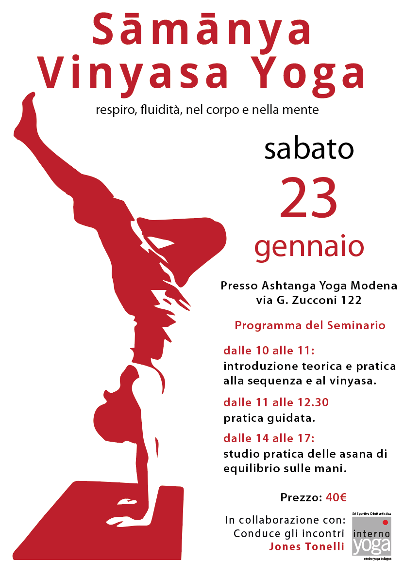 samanya yoga invito evento Modena Internoyoga