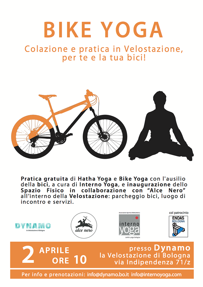 Bike Yoga InternoYoga