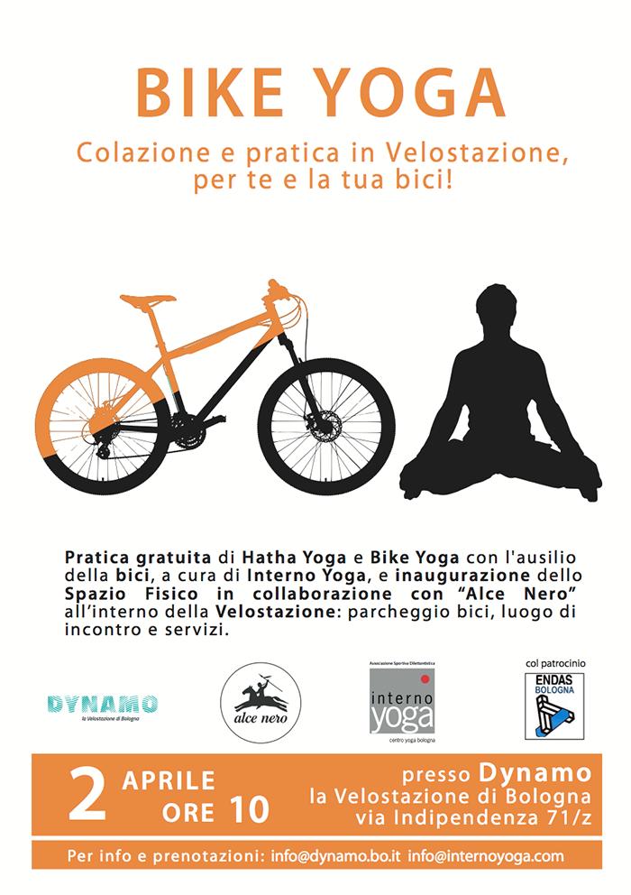 Bike Yoga InternoYoga