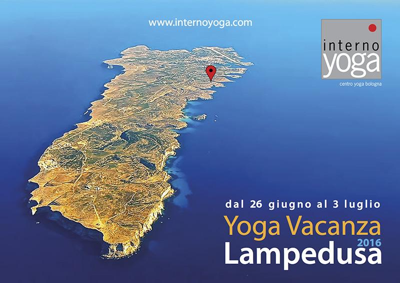 Yoga vacanza lampedusa InternoYoga