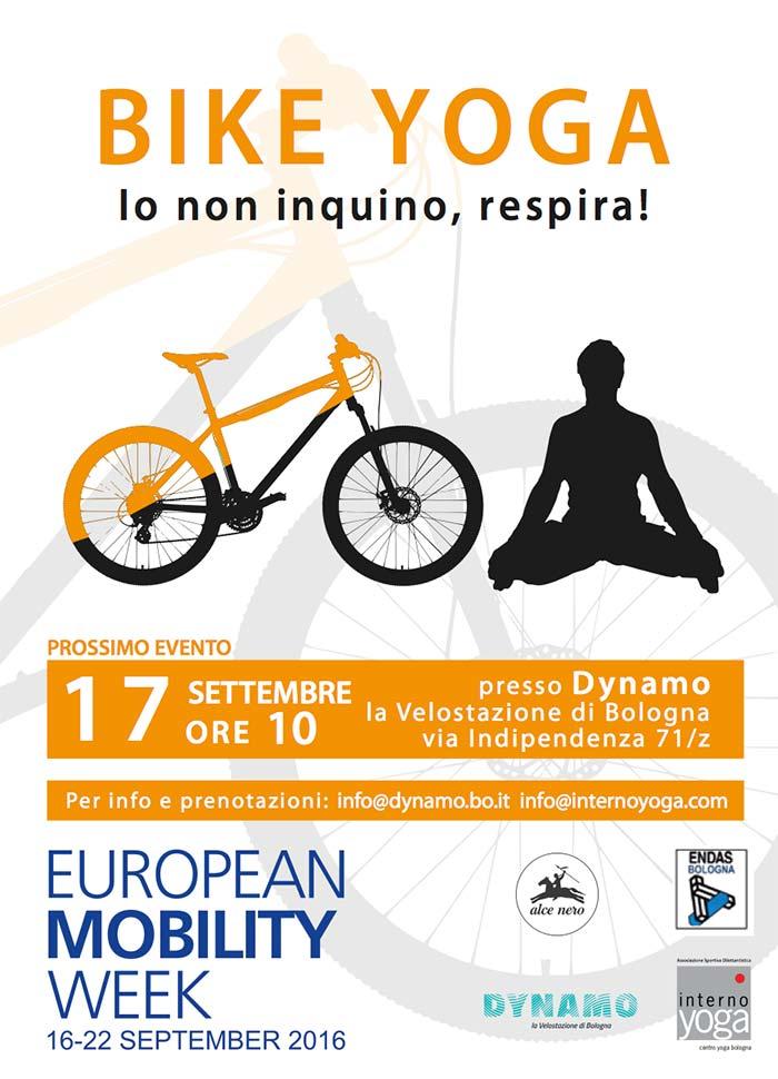 bike yoga autunno